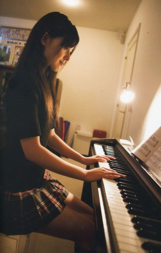 Koharu piano