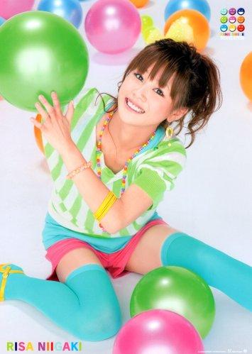 Niigaki balloons two