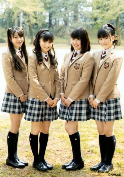 Hinata Sato, Marina Horiuchi, Raura Iida & Nene Sugisaki 2